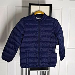 Old Navy Boys packable pufferJacket NWT